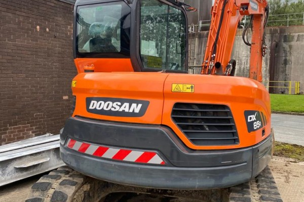 Construction Site Machinery Recovered for Yorkshire based Construction Firms
