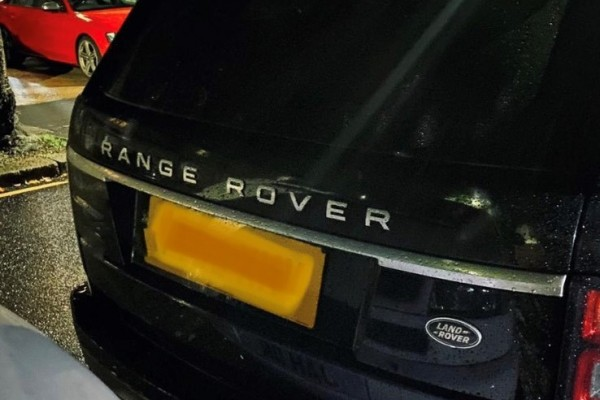 Stolen Range Rover Recovery in London