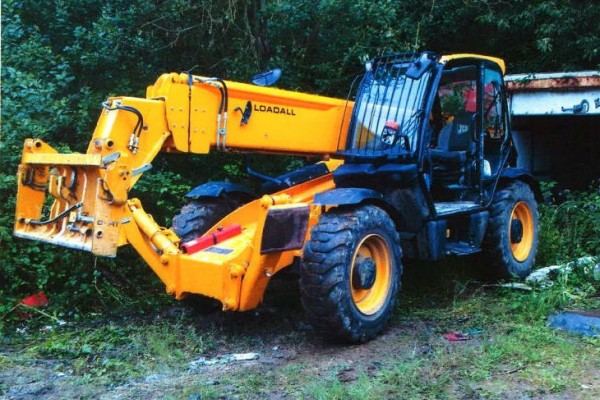 Family racket in exporting stolen plant machinery
